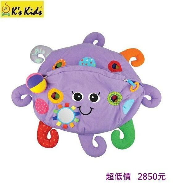 美馨兒:*美馨兒*K'sKids奇智奇思-章魚造型寶寶球池組2850元