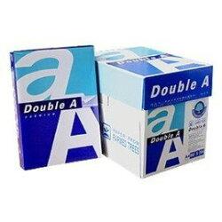 【永昌文具】 Double A  多功能 A4 規格 80磅 影印紙 ( 20包入 /組 )