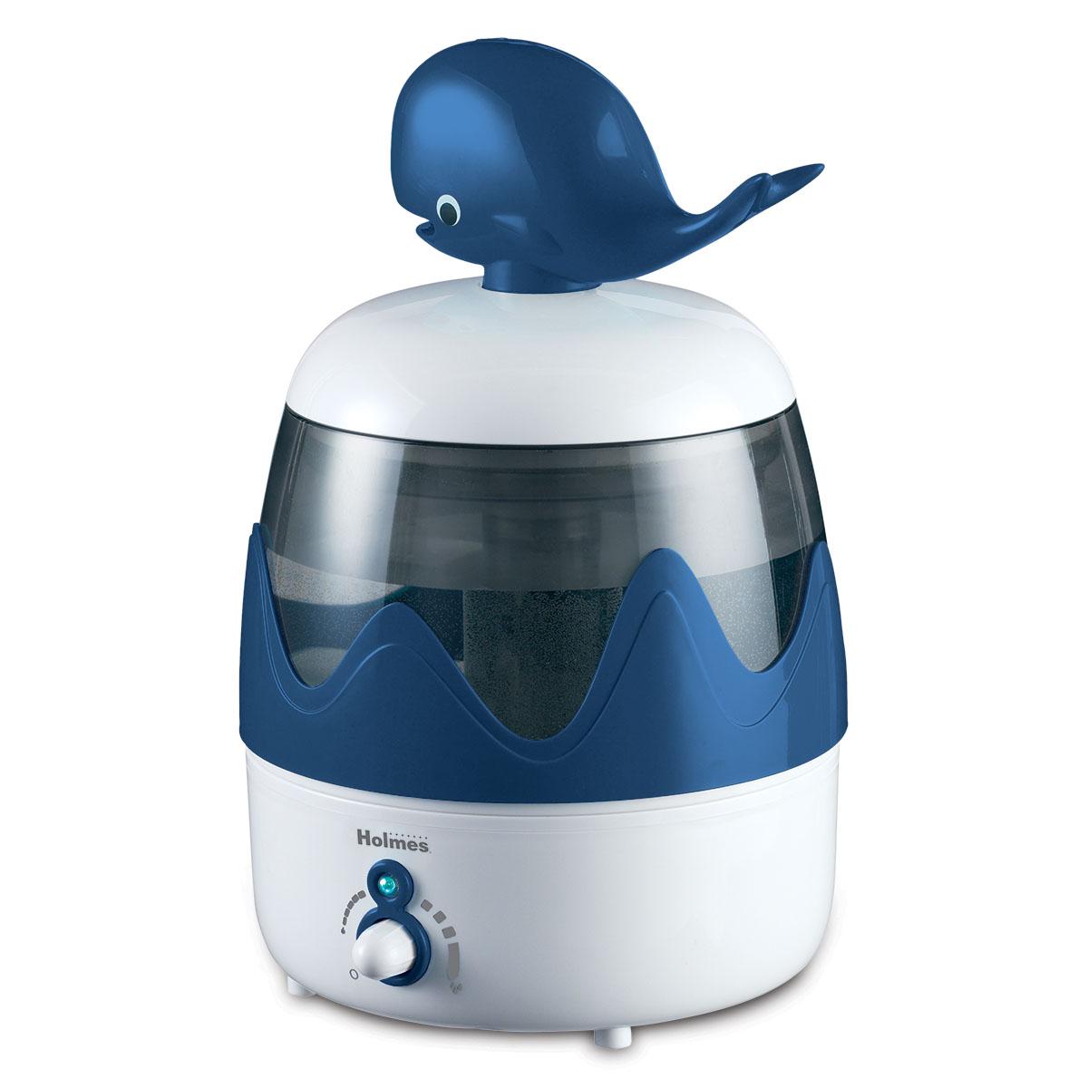 Holmes Ultrasonic Humidifier, Whale HUL2622W-UM 0