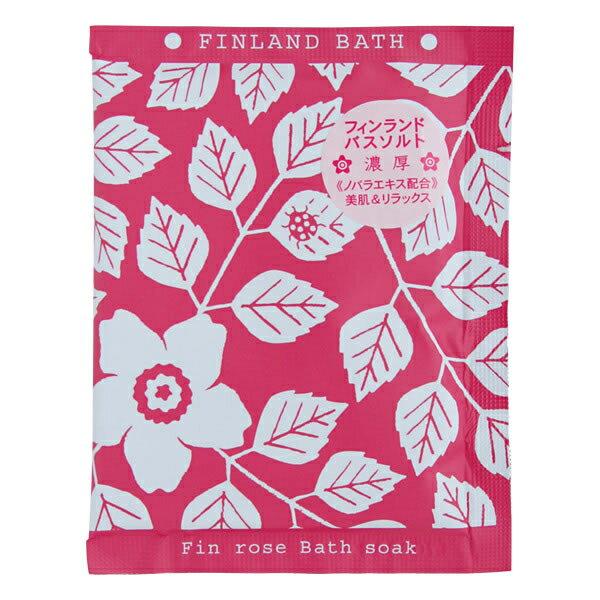 《日本製》CHARLEY 芬蘭浴-玫瑰入浴劑 50g