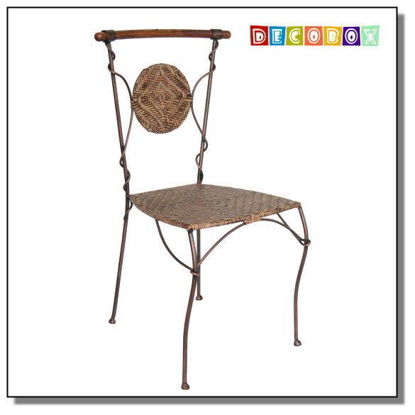 DecoBox波西米亞曲木休閒椅
