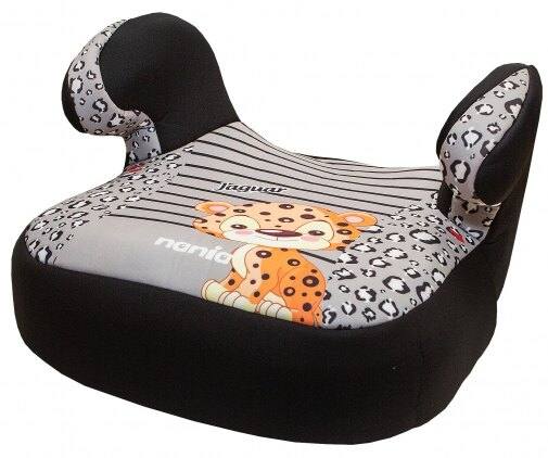 『121婦嬰用品館』納尼亞 輔助墊動物系列 - 花豹灰 FB00216 0