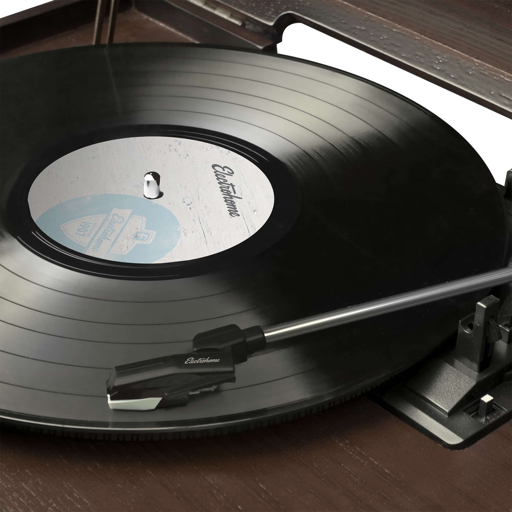 Shoptronics Electrohome Signature Vinyl Record Player