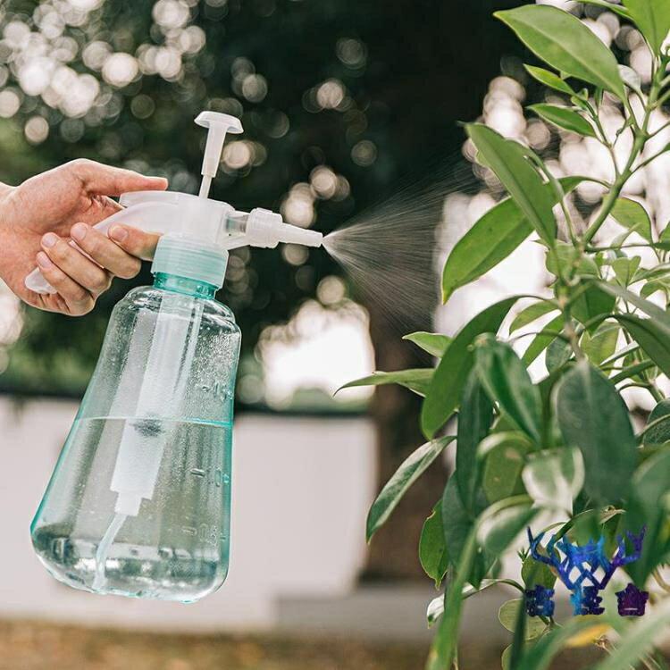 澆水壺灑水壺壓力消毒噴壺澆花園藝氣壓式噴霧瓶器個性