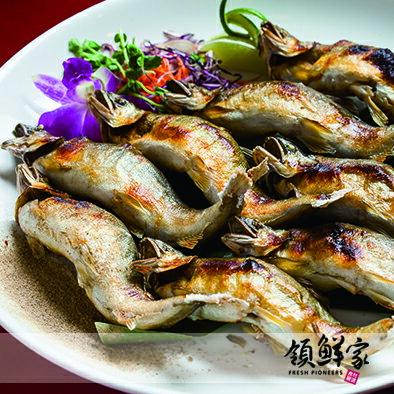 【領鮮家】宜蘭鮮嫩☆公香魚~8尾入/12尾入~中秋烤肉不可或缺