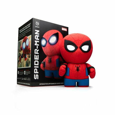 Sphero Spider-Man - App Enabled Super Hero a59e9250ebd46e1ab48c5cee39a3951c