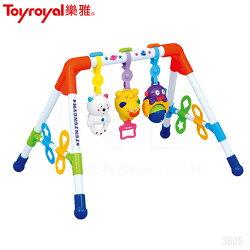 *babygo*樂雅 Toyroyal 音樂健力架【禮盒包裝】TF3805