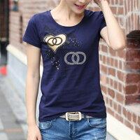 圓領蕾絲袖T恤 (3色,S~4XL) - ORead 自由風格-OREAD-自由風格-女裝特惠商品