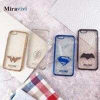 蝙蝠俠 手機殼及配件推薦到DC正義聯盟iPhone 6/6s(4.7吋)時尚質感電鍍保護套就在Miravivi推薦蝙蝠俠 手機殼及配件