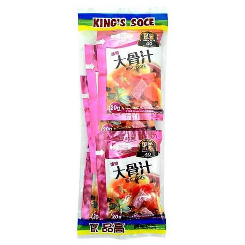 品高 濃縮 大骨汁 20g (5包)/袋