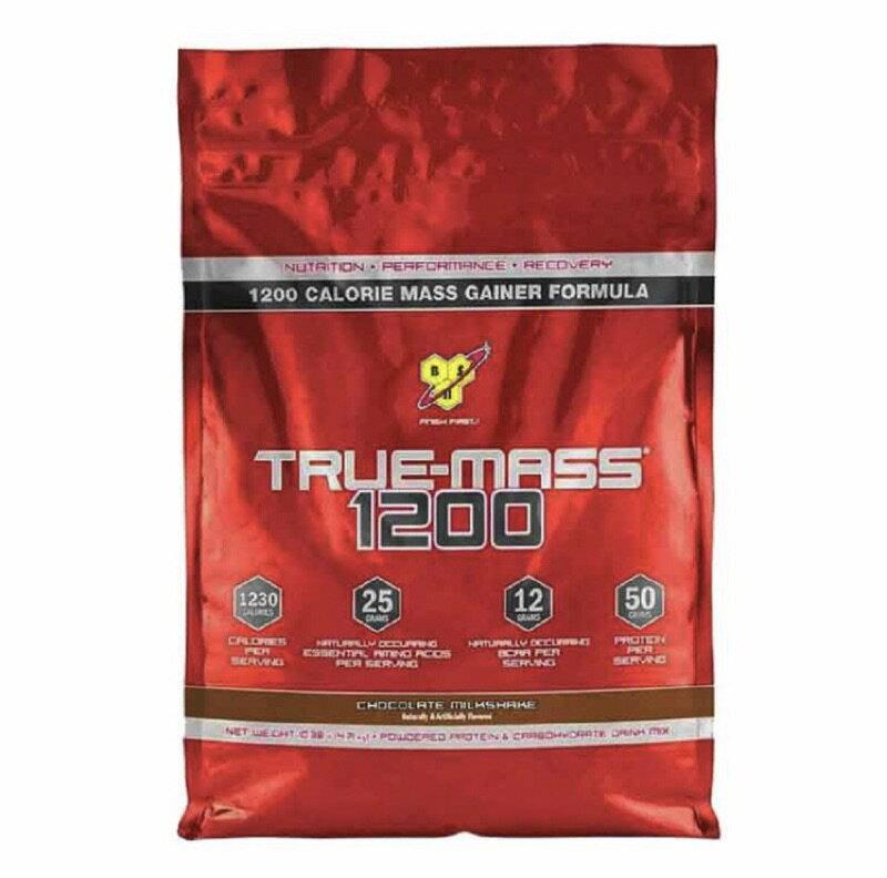 免運 BSN 高熱量 乳清蛋白 True MASS 1200 健身 館長 重量訓練 健身 MyProtein