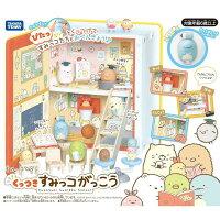 麗嬰兒童玩具館~TAKARA TOMY-角落小夥伴-學校系列遊戲組-麗嬰兒童玩具館-媽咪親子推薦