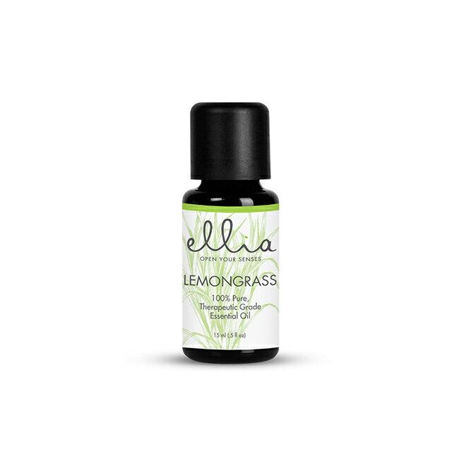 《美國ELLIA伊莉亞》LEMONGRASS 檸檬草精油(15ml) ARM-EO15LMG