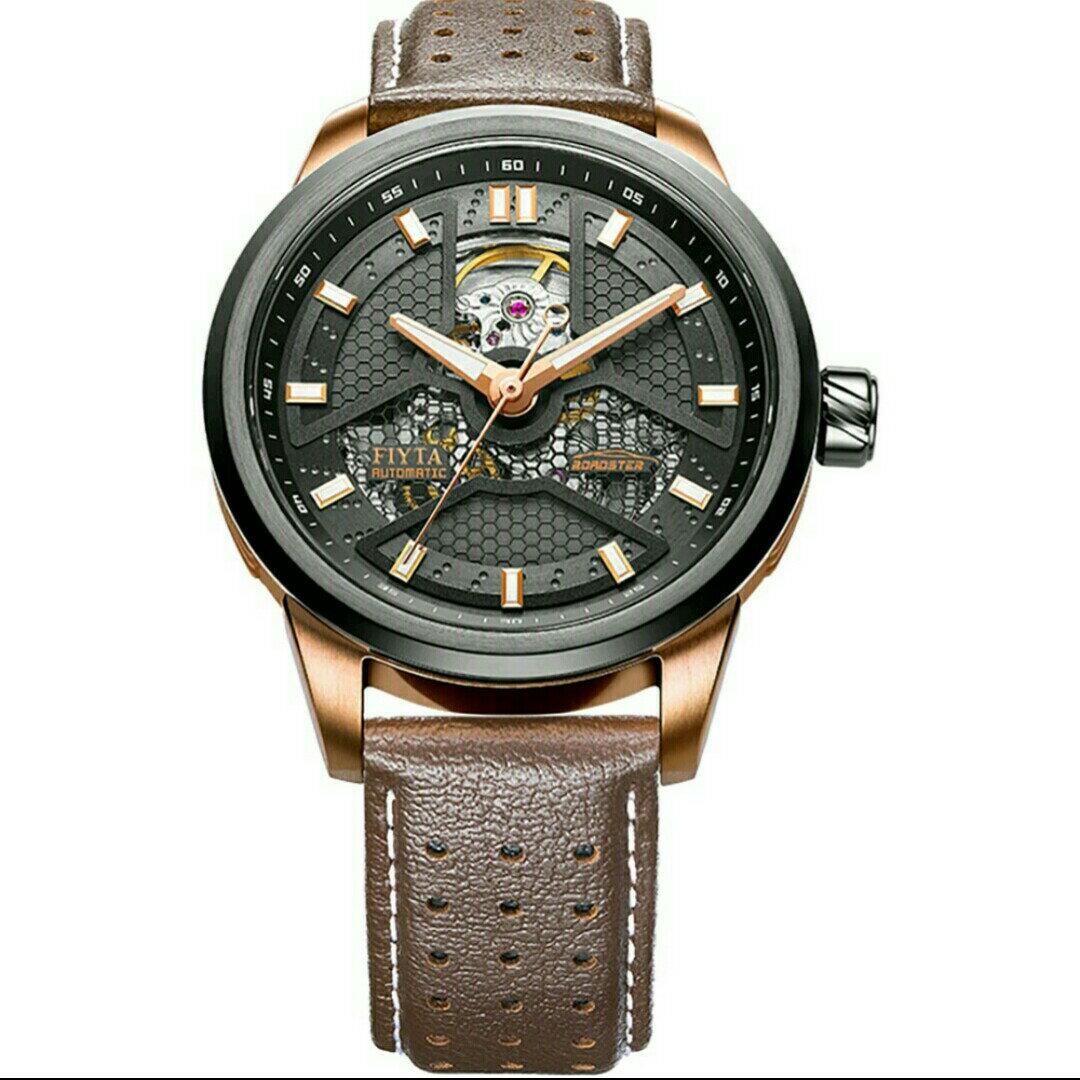 FIYTA飛亞達 機械錶型號GA866002.MBR