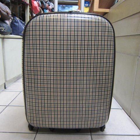 ~雪黛屋~義大利 范倫鐵諾 22吋 六輪 360度靈活旋轉行李箱 高密度楓 范倫鐵諾22吋D08-76891米格