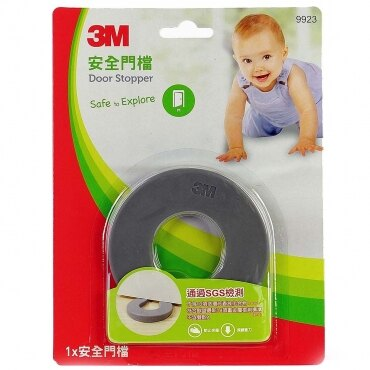 【兒童用具】3M 兒童安全門底型安全門檔