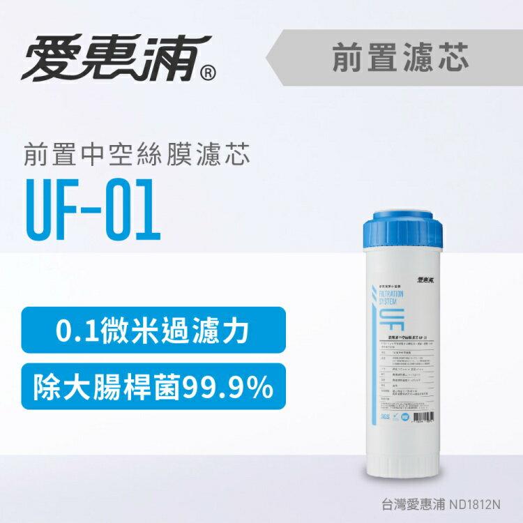 愛惠浦 10英吋前置UF中空絲膜濾芯1支 UF-01