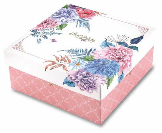 【特惠量】6號高盒.愛在春天.600個