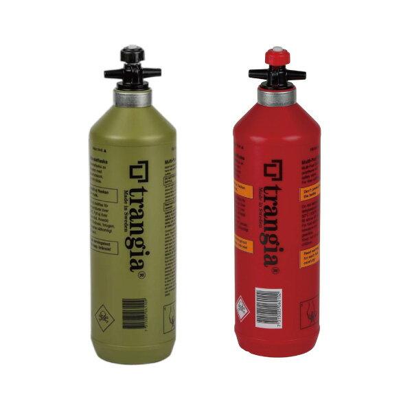 【現貨熱銷】瑞典Trangia Fuel Bottle 燃料瓶 油瓶 去漬油 燃料罐 酒精爐 登山 野營 露營 【悠遊戶外】