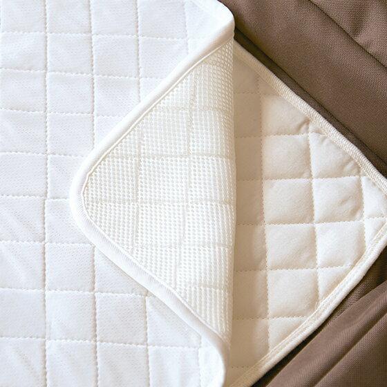 日本【farska】COMPACT BED series 涼感透氣保潔墊 M │防暑對策 1