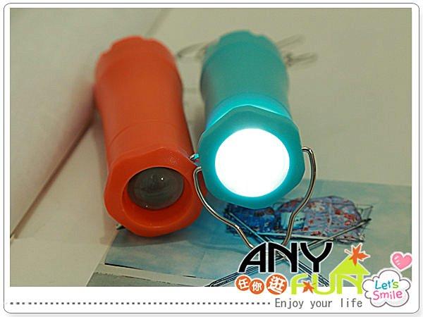 ANYFUN任你逛 【L3120】多功能LED強光手電筒 可調焦 野營燈 露營燈 帳篷燈 營地燈