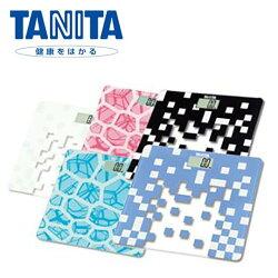 TANITA體重計 HD-380時尚超薄電子體重計 磅秤 量體重 家用秤 家庭必備 日本大牌【生活ODOKE】
