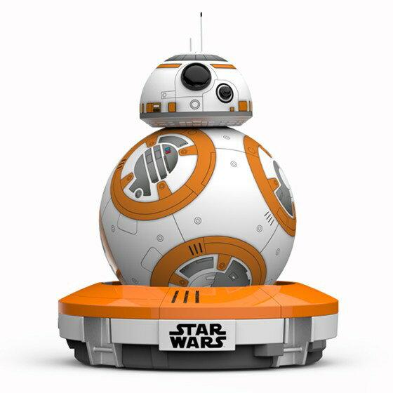 新年禮物【迪特軍3C】STARWARS 星際大戰 BB-8 智能機器人 搖控機器人 球型機器人 手機搖控 - 限時優惠好康折扣