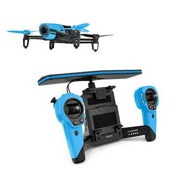 【迪特軍3C】Parrot Bebop+Skycontroller 四軸飛行器(天藍色)