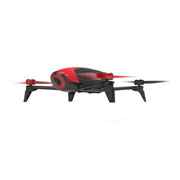 【迪特軍3C】Parrot Bebop 2 四軸飛行器(黑/紅)