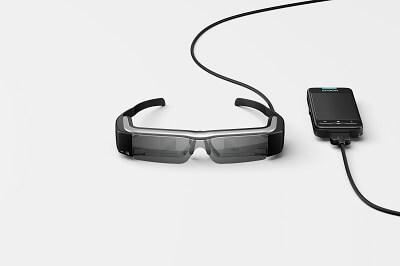 【迪特軍3C】免運 EPSON BT-200 Moverio 公司貨 3D智慧眼鏡 電影 遊戲 VR眼鏡 AR 1