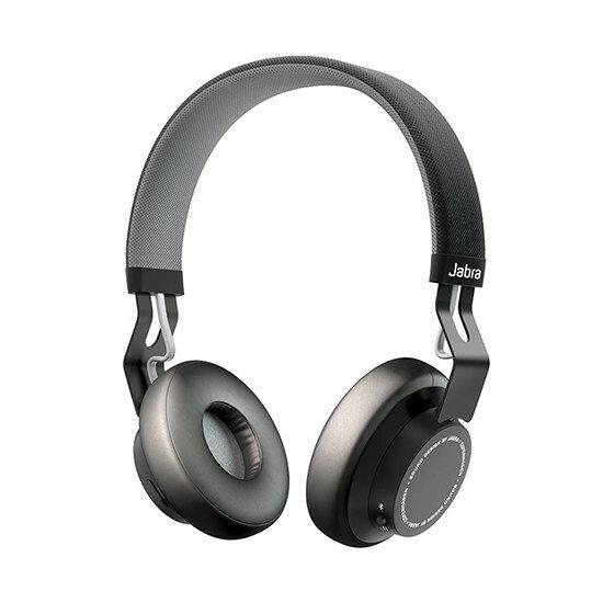 【迪特軍3C】Jabra MOVE Wireless 耳罩式無線耳機 頭戴式 雙待/ AVRCP/A2DP (黑/金) 0