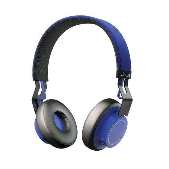 【迪特軍3C】Jabra MOVE Wireless 耳罩式無線耳機 頭戴式 雙待 /  AVRCP / A2DP(藍) 0