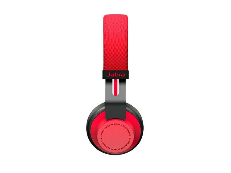 【迪特軍3C】Jabra MOVE Wireless 耳罩式無線耳機 頭戴式 雙待/ AVRCP/A2DP (紅) 2