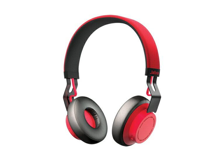 【迪特軍3C】Jabra MOVE Wireless 耳罩式無線耳機 頭戴式 雙待/ AVRCP/A2DP (紅) 3