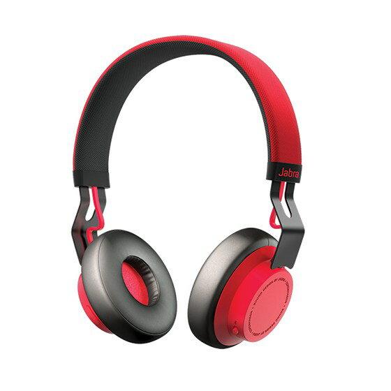 迪特軍3C:【迪特軍3C】JabraMOVEWireless耳罩式無線耳機頭戴式雙待AVRCPA2DP(紅)