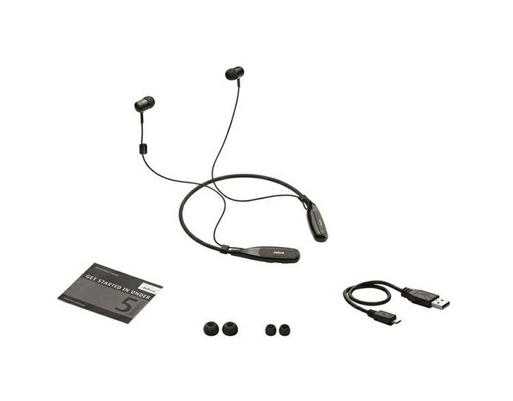 【迪特軍3C】Jabra Halo Fusion 捷波朗 耳道式藍芽耳機 雙待機立體聲藍牙 頸掛式 藍牙4.0 防水 3