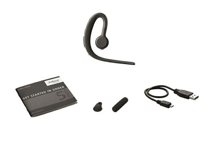 【迪特軍3C】Jabra STORM 風暴 一對二 抗噪音 語音控制 藍牙 藍芽 耳機 【先創貨】 3