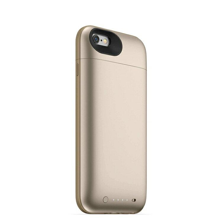 【迪特軍3C】mophie Juice Pack Plus for iPhone 6/6S 背蓋電源(金) 4