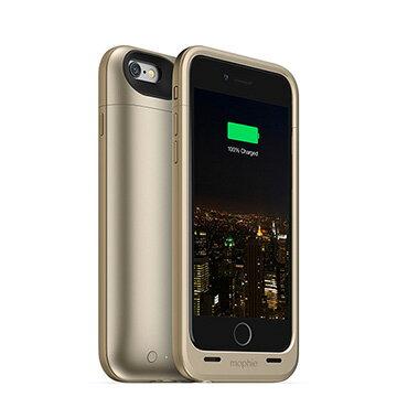 迪特軍3C:【迪特軍3C】mophieJuicePackPlusforiPhone66S背蓋電源(金)