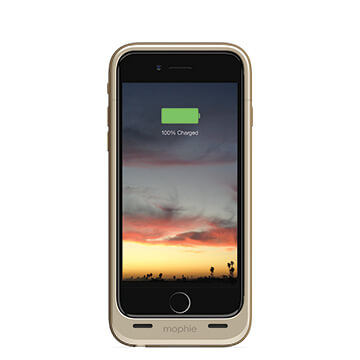 【迪特軍3C】mophie Juice Pack Air for iPhone 6 / 6S 背蓋電源(金) 1