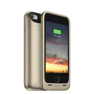 【迪特軍3C】mophie Juice Pack Air for iPhone 6/6S 背蓋電源(金)