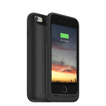 【迪特軍3C】mophie Juice Pack Air for iPhone 6 背蓋電源(黑)