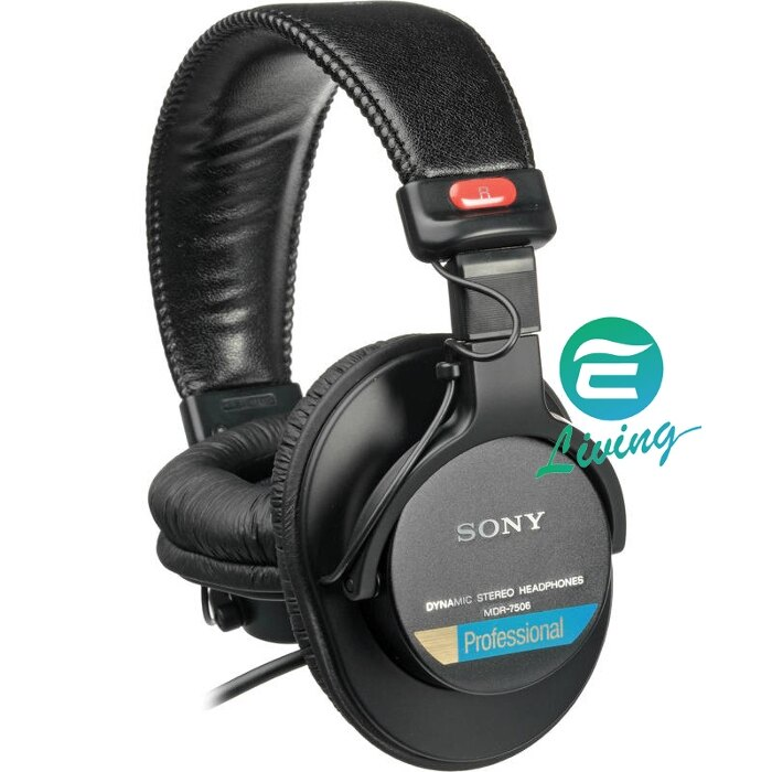 【代購】Sony MDR-7506 專業監聽耳機 DJ頭戴式耳機 #68225