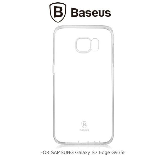 BASEUS 倍思 Samsung Galaxy S7 Edge G935F 逸透保護套 保護套 保護殼~斯瑪鋒數位~