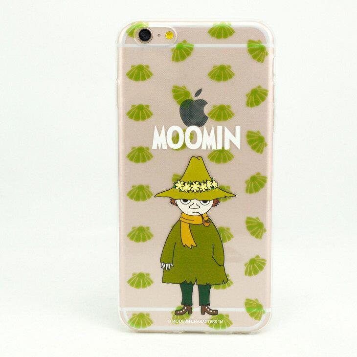 TPU手機殼-Moomin嚕嚕米授權【阿金】《 iPhone/ASUS/HTC/LG 》