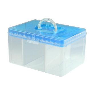 【nicegoods】FUN貝兒- 手提箱A4加高款(塑膠 小物收納 樹德)