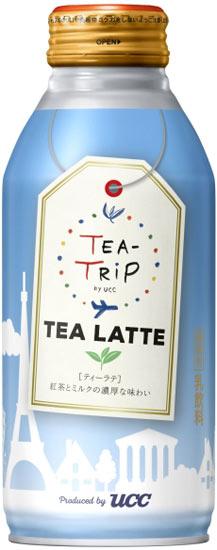 <br/><br/>  UCC TEA TRIP 紅茶拿鐵飲料 嚴選奶茶 Tea Latte 375g UCC ??????? ?????<br/><br/>