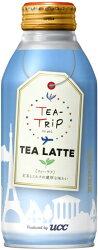 UCC TEA TRIP 紅茶拿鐵飲料 嚴選奶茶 Tea Latte 375g UCC ティートリップ ティーラテ