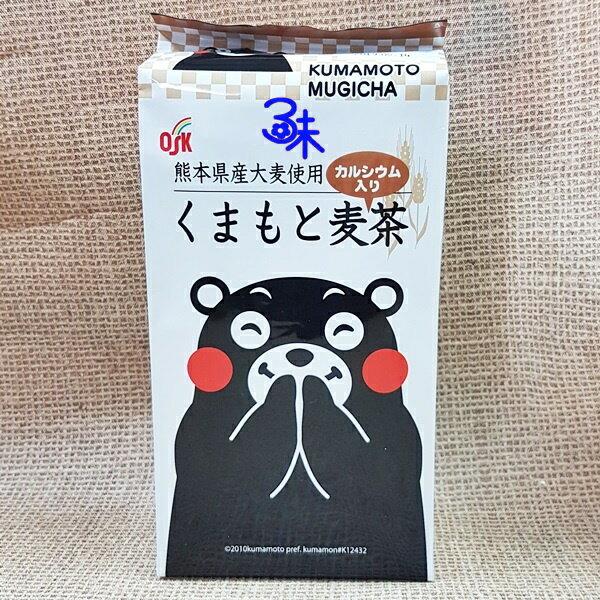 (日本) OSK 熊本熊麥茶 1包176公克(16入) 特價 99元【4901027508622】(日本麥茶)