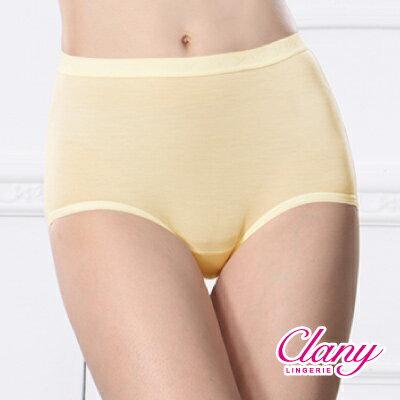 【可蘭霓Clany】天絲棉質M-Q(2XL)高腰褲 春漾膚 2102-11